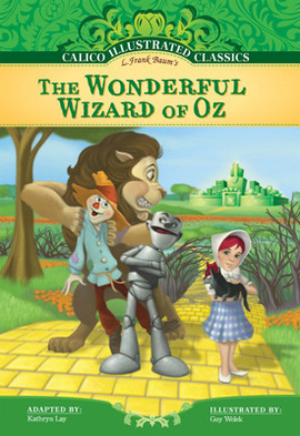 Cover: Wonderful Wizard of Oz