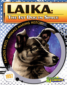 Cover: Laika: 1st Dog in Space