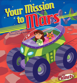 Cover: Your Mission to Mars