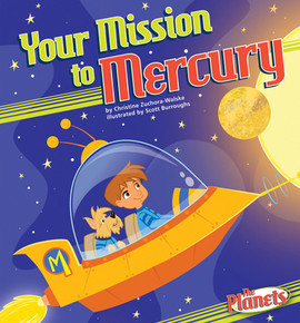 Cover: Your Mission to Mercury