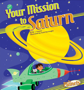 Cover: Your Mission to Saturn