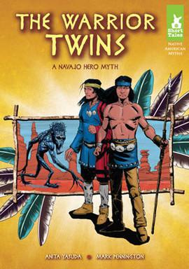 Cover: Warrior Twins: A Navajo Hero Myth
