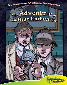 Cover: Adventure of the Blue Carbuncle