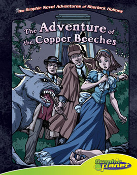 Cover: Adventure of the Copper Beeches