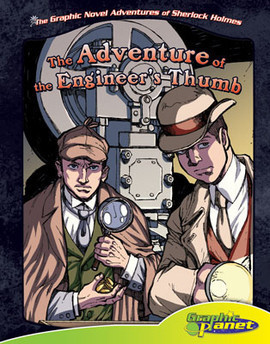 Cover: Adventure of the Engineer's Thumb