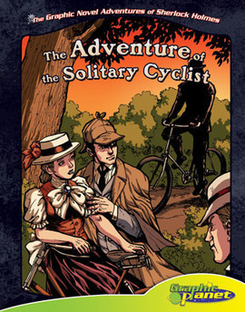 Cover: Adventure of the Solitary Cyclist