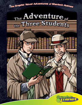 Cover: Adventure of the Three Students
