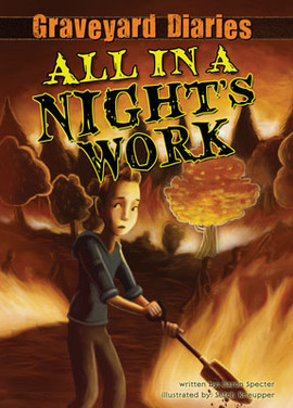 Cover: All in a Night's Work: Book 6