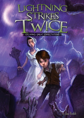 Cover: Lightning Strikes Twice: Escaping Great Expectations Book 4