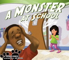 Cover: Monster at School