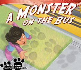 Cover: Monster on the Bus