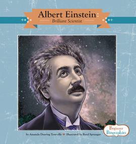 Cover: Albert Einstein: Brilliant Scientist