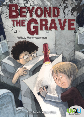 Cover: Beyond the Grave: An Up2U Mystery Adventure