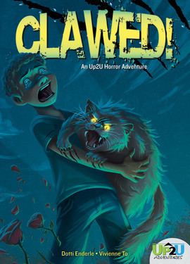 Cover: Clawed!: An Up2U Horror Adventure