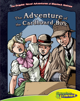 Cover: Adventure of the Cardboard Box