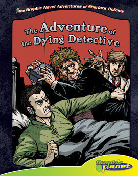Cover: Adventure of the Dying Detective