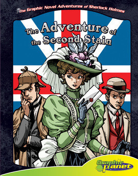 Cover: Adventure of the Second Stain