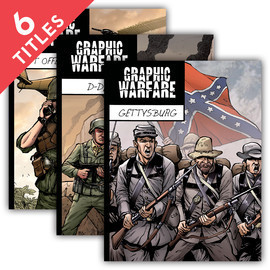 Cover: Graphic Warfare