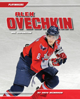 Cover: Alex Ovechkin: NHL Superstar