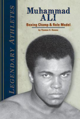 Cover: Muhammad Ali: Boxing Champ & Role Model