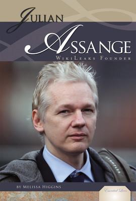 Cover: Julian Assange: WikiLeaks Founder