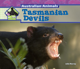 Cover: Tasmanian Devils