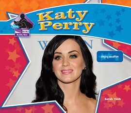Cover: Katy Perry: Singing Sensation