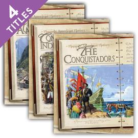 Cover: Hispanic American History