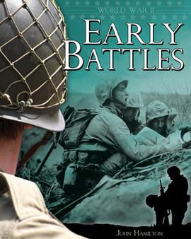 Cover: World War II: Early Battles