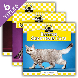 Cover: Cats Set 6