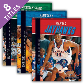 Cover: Inside College Basketball Set 1