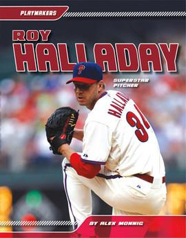 Cover: Roy Halladay: Superstar Pitcher