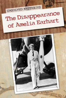 Cover: Disappearance of Amelia Earhart