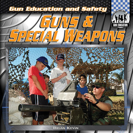 Cover: Guns & Special Weapons
