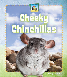 Cover: Cheeky Chinchillas