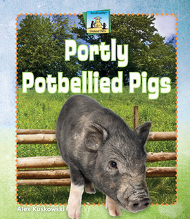 Cover: Portly Potbellied Pigs