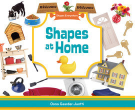 Cover: Shapes at Home
