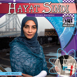 Cover: Hayat Sindi: Brilliant Biochemist