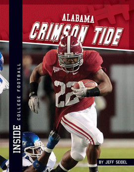Cover: Alabama Crimson Tide