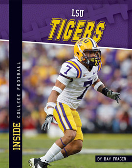 Cover: LSU Tigers
