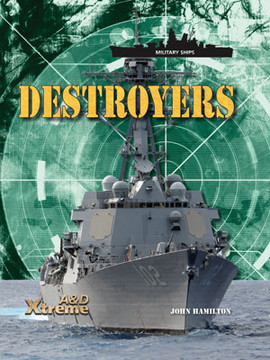 Cover: Destroyers