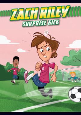 Cover: Surprise Kick