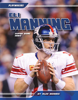 Cover: Eli Manning: Super Bowl Hero