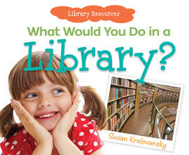 Cover: What Would You Do in a Library?
