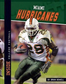 Cover: Miami Hurricanes