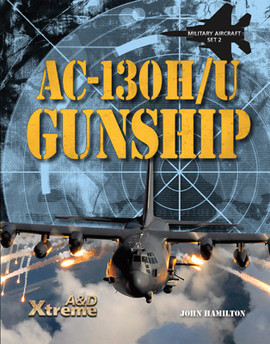 Cover: AC-130H/U Gunship