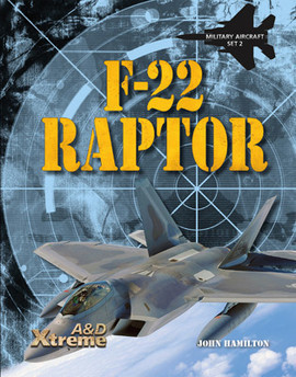 Cover: F-22 Raptor