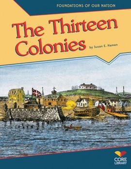 Cover: Thirteen Colonies
