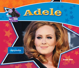 Cover: Adele: Singing Sensation