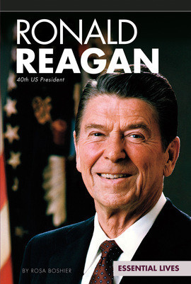 Cover: Ronald Reagan: 40th US President